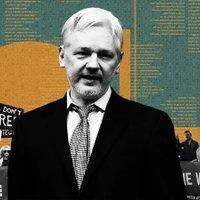 Action 4 Assange