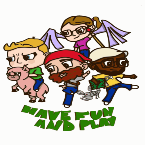 Have Fun and Play Podcast