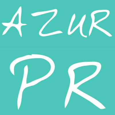 Azur Public Relations & Social (UK) (@AzurPR) Twitter profile photo