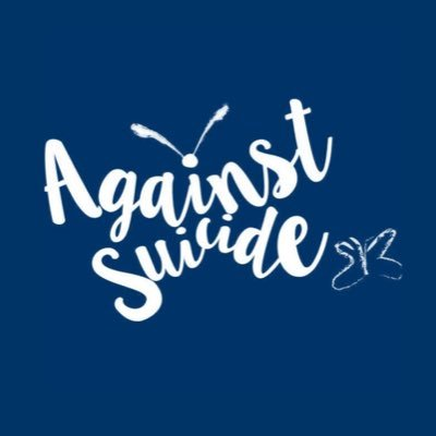 AgainstSuicide Twitter Profile Image