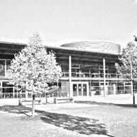 Bibliothek der Fachhochschule Schmalkalden