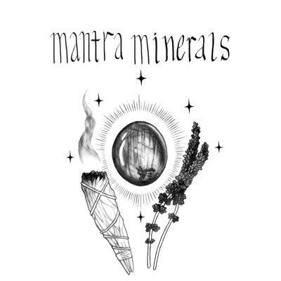 ⋆ ✦ mantra minerals ✦ ⋆