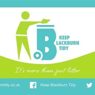 Keep Blackburn Tidy🚮