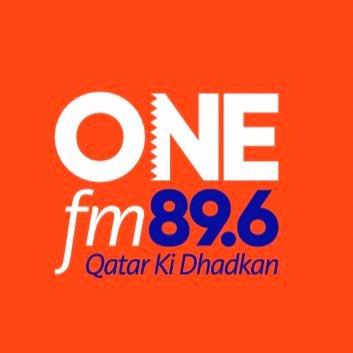 ONE FM Radio - 89.6 (@ONEFMQatar )