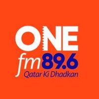 ONE FM Radio - 89.6 (@ONEFMQatar) Twitter profile photo