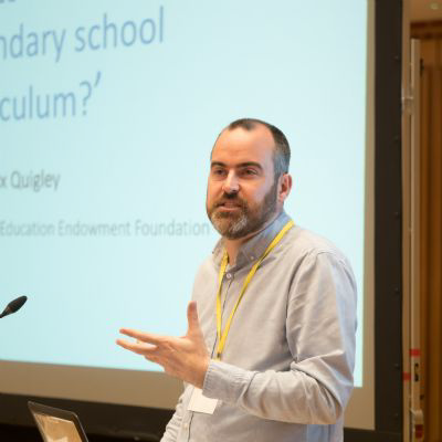 Alex Quigley (@HuntingEnglish) Twitter profile photo