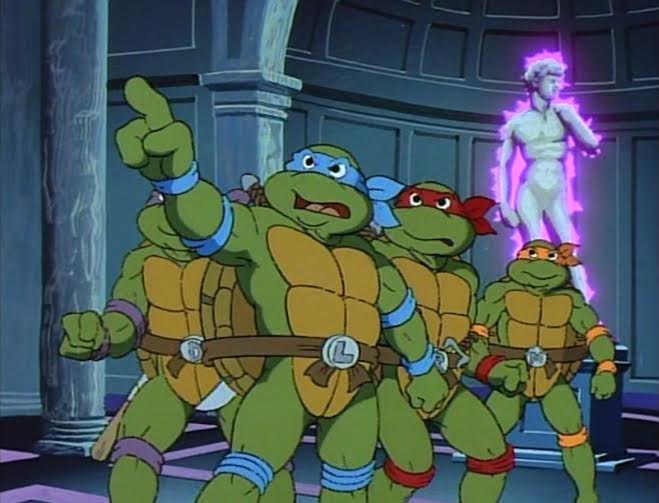 Wiki Titles Singable to TMNT Themesong (@wiki_tmnt )