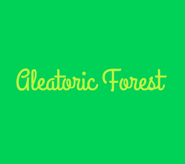 Aleatoric Forest