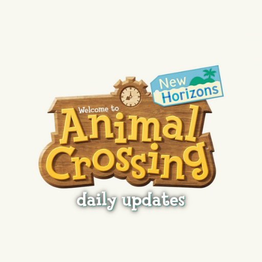 Animal Crossing New Horizons daily updates (@ACNewHorizons20 )