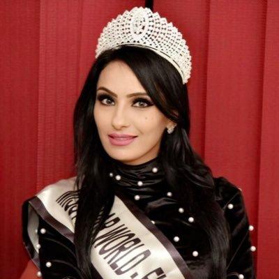 ملكة جمال الإمارات تعتذر