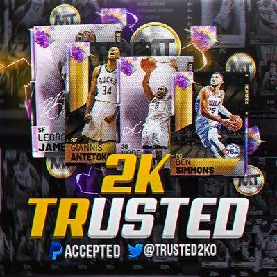 2K/MADDEN TRUSTED