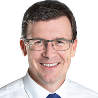 Alan Tudge (@AlanTudgeMP) Twitter profile photo
