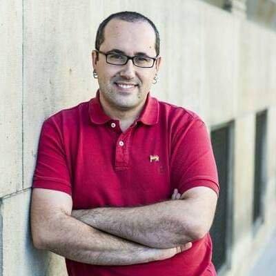 CUBERO ZARAGOZA EN COMUN ES GAY