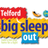 Telford Big Sleep Out