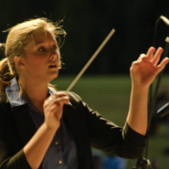 FROST Young Women Conductors' Symposium