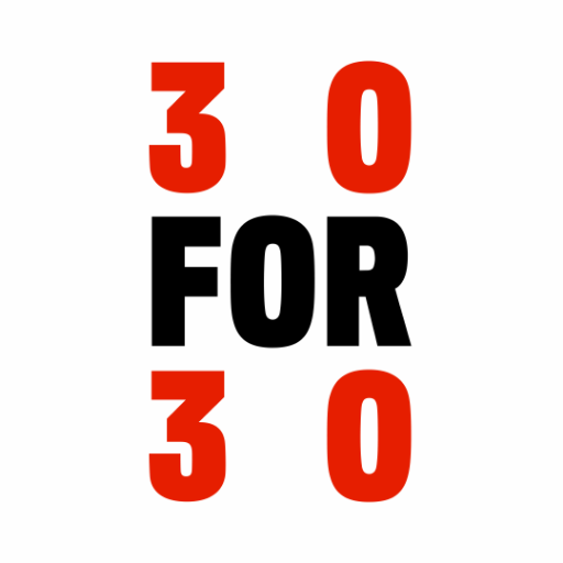 30 for 30 (@30for30 )