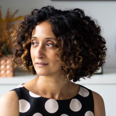Katharine Birbalsingh (@Miss_Snuffy) Twitter profile photo