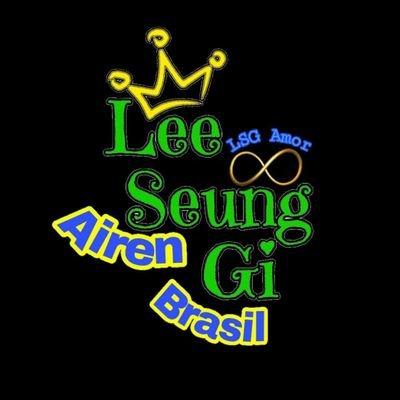 Lee Seung Gi Airen Brasil