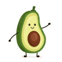 Friendly Avocado
