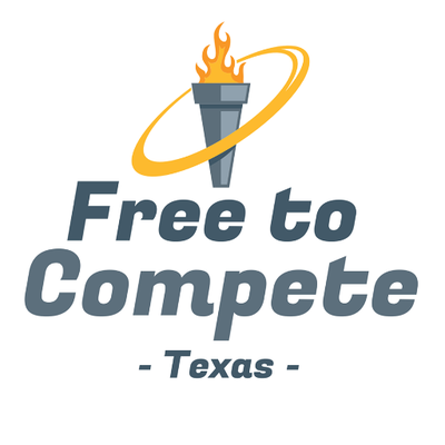 Free to Compete - Texas (@FreeToCompete) Twitter profile photo