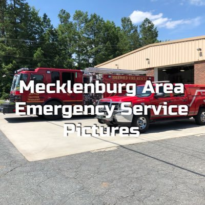 MeckAreaEmPics - Meck Area Emergency Pics Twitter Profile