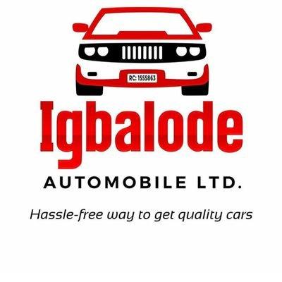 Igbalode Automobile Limited © (@igbalodeautos) Twitter profile photo