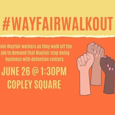 wayfairwalkout (@wayfairwalkout) | Twitter