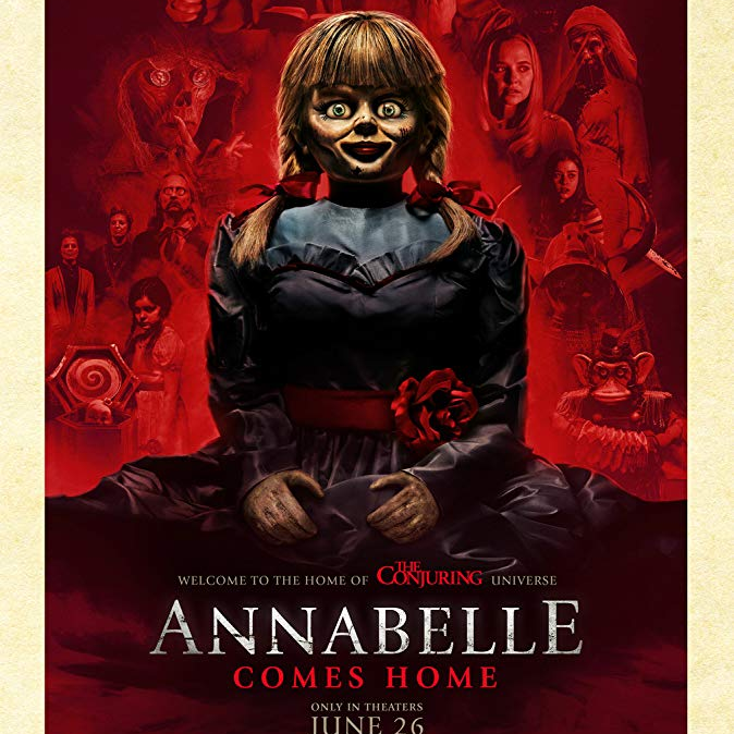 Annabelle Comes Home Full Online Free 123movies Annabelle Hq Twitter