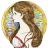 ナイトブラの女神のアイコン