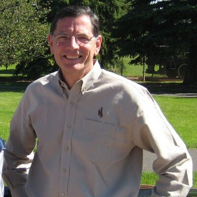 Sen. John Barrasso (@SenJohnBarrasso) Twitter profile photo