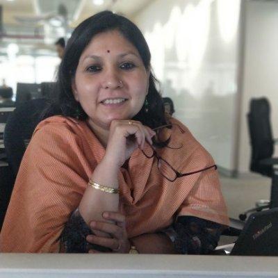 Nandita Mathur on Muck Rack