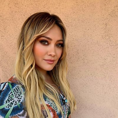 Twitter profile picture for Hilary Duff