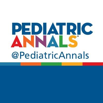 Pediatric Annals в Twitter: