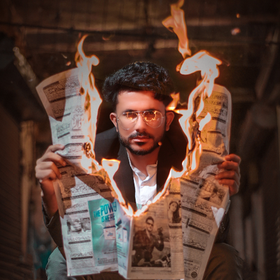 Adeel Wali Raees Official's Twitter Profile Picture