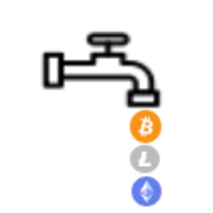 Cryptocurrency Faucets on Twitter: