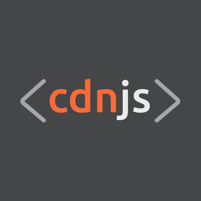 Logo cdnjs