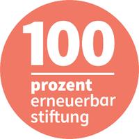 100% erneuerbar