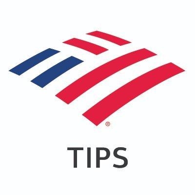 Bank of America Tips