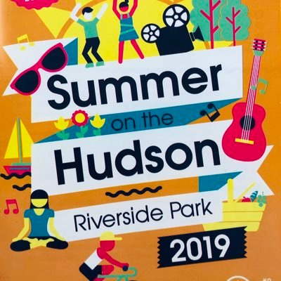 Image result for summer on the hudson nyc