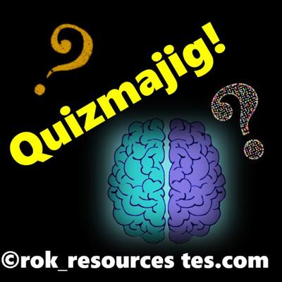 Quizmajig (@quizmajig) Twitter profile photo
