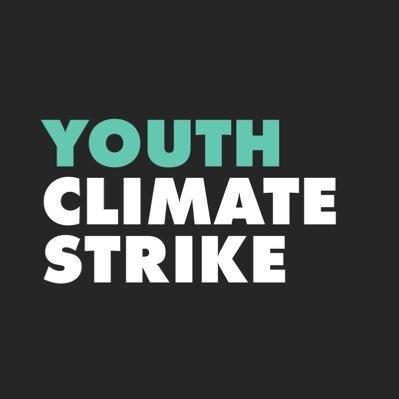 org logo U.S. Youth Climate Strike