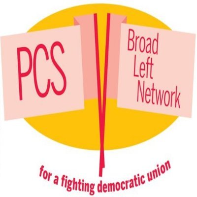 PCS Broad Left Network