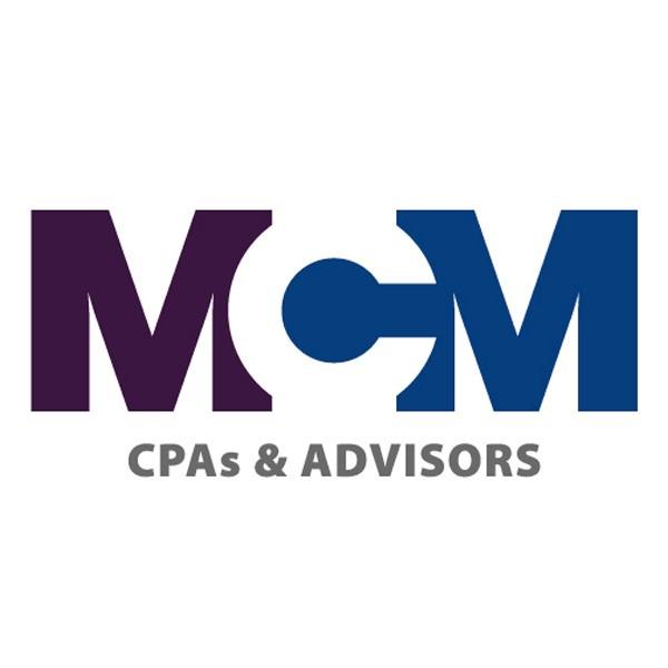 MCM CPAs & Advisors (@MCMcpas)   Twitter
