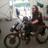 Heavy Metal Handcyclist