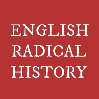 English Radical History