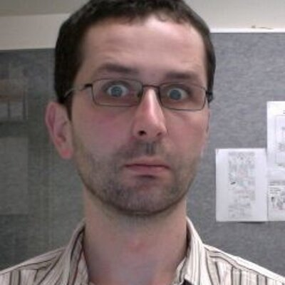 Victor Rajewski (@eduvik) Twitter profile photo