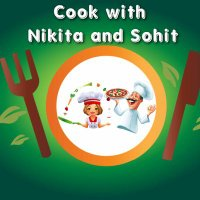 Cook with Nikita and Sohit