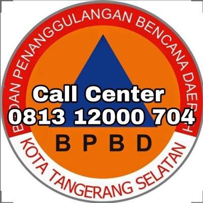 Bpbd Kota Tangerang Selatan Bpbdkotatangsel Twitter