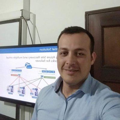 Daniel Villamizar -Microsoft Azure MVP