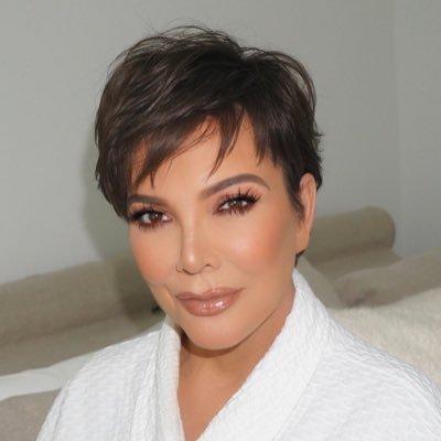 Brilliant Kris Jenner Krisjenner Twitter Natural Hairstyles Runnerswayorg